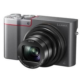 Panasonic Lumix DMC-TZ100EPS stříbrný (vrácené zboží 8800996889)