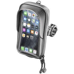 """Interphone Master s úchytem na řídítka, pro telefony max. 5,8"""" (SMMASTER) černý"""