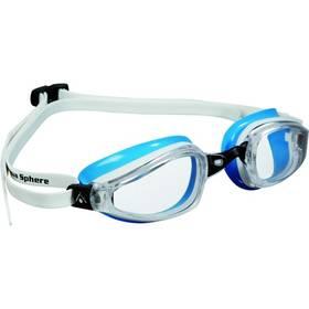 Michael Phelps Aqua Sphere K180 lady clear bílé/světle modré