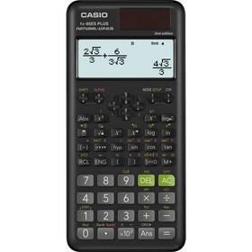 Casio FX 85ES PLUS 2E černá