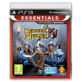 Sony PlayStation 3 MOVE Medieval Moves (Essentials) (PS719213444)