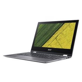 Acer Spin 1 (SP111-32N-P6V8) + stylus (NX.GRMEC.002) šedý + Doprava zdarma