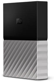 Western Digital My Passport Ultra 3TB (WDBFKT0030BGY-WESN) černý/šedý + Doprava zdarma
