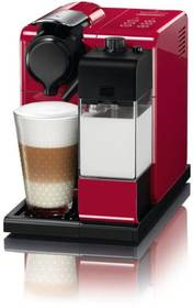 DeLonghi Nespresso Lattissima Touch EN550.R červené + Doprava zdarma
