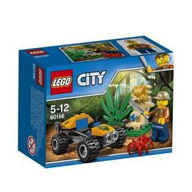 LEGO® CITY JUNGLE EXPLORERS 60156 Bugina do džungle