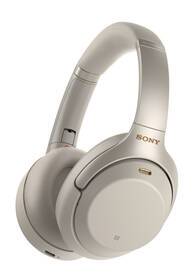 Sony WH-1000XM3S (WH1000XM3S.CE7) stříbrná