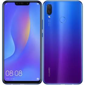 Huawei nova 3i (SP-NOVA3IFOM) fialový SIM s kreditem T-Mobile 200Kč Twist Online Internet (zdarma)