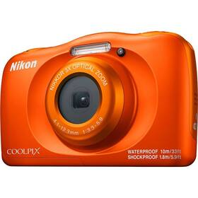 Nikon Coolpix W150 BACKPACK KIT oranžový