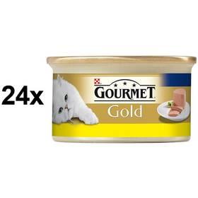 Gourmet Gold s tuňákem 24 x 85g