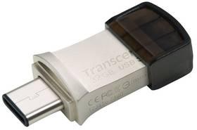 Transcend JetFlash 890 32GB (TS32GJF890S) stříbrný