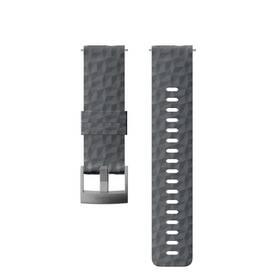 Suunto silikonový velikost M - graphite/gray (SS050222000)