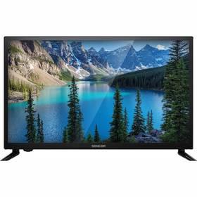Televize Sencor SLE 2471TCS černá