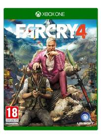 Ubisoft Xbox One Far Cry 4 (USX3020200)