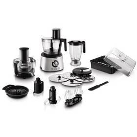 Philips HR7778/00 stříbrný Ponorný mixér Philips HR1623/00 (zdarma) + Doprava zdarma