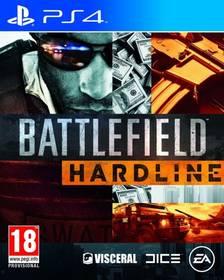 EA PlayStation 4 Battlefield Hardline (EAP4040600)