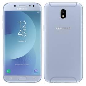 Samsung Galaxy J5 2017 (J530F) (SM-J530FZSDETL) stříbrný + Doprava zdarma