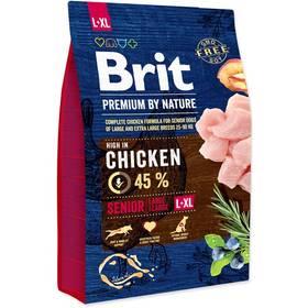 Brit Premium Dog by Nature Senior L+XL 3 kg