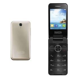 Mobilný telefón ALCATEL ONETOUCH 2012D Dual Sim (2012D-2BALCZ1) zlatý