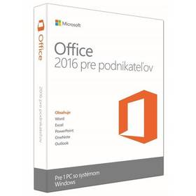Microsoft Office 2016 SK Home and Business pre 1 PC (T5D-02443)