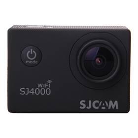 Outdoorová kamera SJCAM SJ4000 WIFI čierna