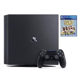 Sony PlayStation 4 PRO 1TB + That's You (PSN voucher) (PS719953760) černá