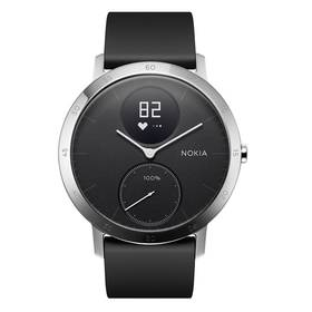 Nokia Steel HR (40mm) (HWA03-40black-All-Inter) černé