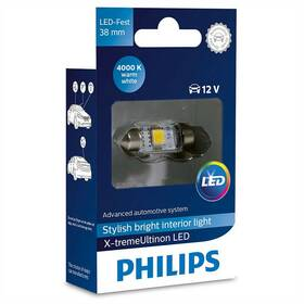 Philips X-tremeUltinon LED C5W, 38mm, 4000K, 1ks (128584000KX1)