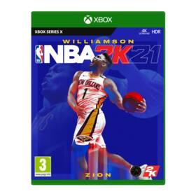 Take 2 Xbox Series X NBA 2K21 (5026555364270)