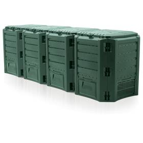 Kompostér Prosperplast Module 1600 l zelený