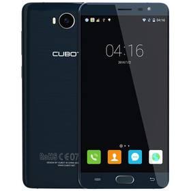 CUBOT Cheetah 2 Dual SIM (PH2767) modrý SIM s kreditem T-Mobile 200Kč Twist Online Internet (zdarma) + Doprava zdarma