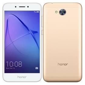 Honor 6A Dual SIM (51091UFW) zlatý + Doprava zdarma