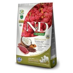 N&D Grain Free Quinoa DOG Skin&Coat Duck & Coconut 2,5 kg + Doprava zdarma