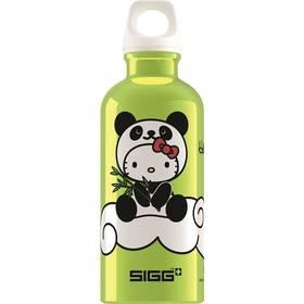 Sigg dětská Hello Kitty Panda, 0.4L zelená