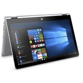 HP Pavilion x360 15-br009nc (1VM57EA#BCM) stříbrný Software F-Secure SAFE 6 měsíců pro 3 zařízení (zdarma) + Doprava zdarma