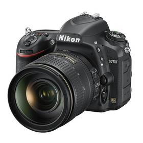 Digitální fotoaparát Nikon D750 + 24-120 AF-S ED VR černý (vrácené zboží 8800274026)