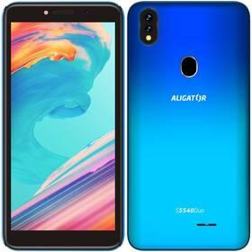 Aligator S5540 Dual SIM (AS5540BE) modrý