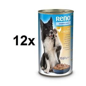 Reno pro psa s kuřecím 12 x 1240g