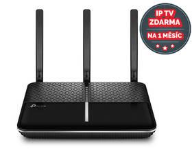 TP-Link Archer VR600b + IP TV na 1 měsíc ZDARMA (Archer VR600B) černý + Doprava zdarma