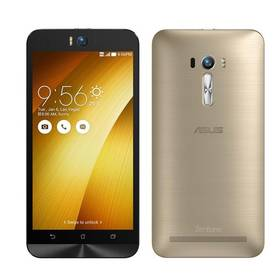 Asus ZenFone Selfie 32 GB ZD551KL (ZD551KL-6G175WW) zlatý + Voucher na skin Skinzone pro Mobil CZ v hodnotě 399 Kč jako dárek + Doprava zdarma