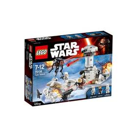 Stavebnica Lego® Star Wars TM 75138 Hoth™ Attack (Útok z planety Hoth)