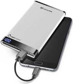 CellularLine FreePower Manta 6000mAh (FREEPMANTA6000W) bílá