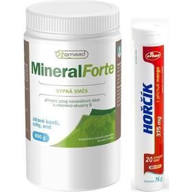 Vitar Nomaad Mineral Forte 800g + šumivý vitamín Vitar Hořčík 375 mg Šumivý vitamín Vitar Hořčík 375 mg mango (zdarma) + Doprava zdarma