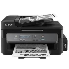 Epson WorkForce M200, CIS (C11CC83301) černá + Kabel za zvýhodněnou cenu + Doprava zdarma