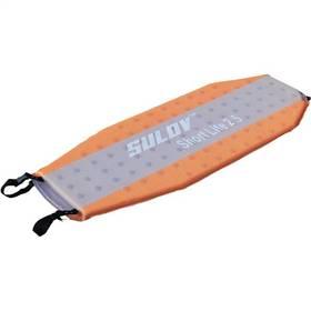 Sulov Short Lite, 2,5cm šedá/oranžová + Doprava zdarma