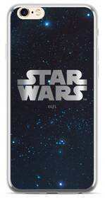 Star Wars Luxury Chrome pro Apple iPhone 5/5s/SE (SWPCSW1212) stříbrný