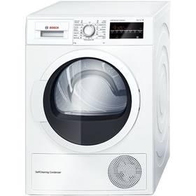 Bosch WTW85460BY biela