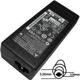 Asus 65W 19V, 5.5x2.5 (bez sitove snury) (77011021)