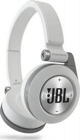 JBL E40BT WHT bílá + Doprava zdarma