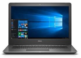 Dell Vostro 14 5468-4929 (5468-4929) šedý Software Microsoft Office 365 pro jednotlivce CZ ESD licence (zdarma)Software F-Secure SAFE, 3 zařízení / 6 měsíců (zdarma)Monitorovací software Pinya Guard - licence na 6 měsíců (zdarma) + Doprava zdarma