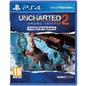 Sony PlayStation 4 Uncharted 2: Among Thieves (PS719800866)